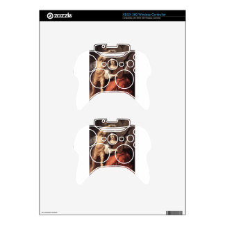 Harmony and Marriage by Theodoor van Thulden Xbox 360 Controller Skins