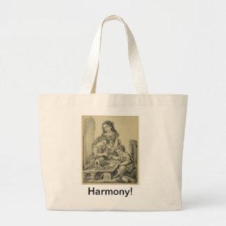 Harmony! Tote Bag
