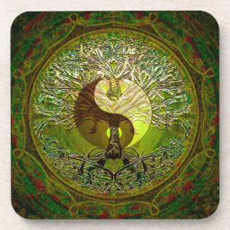 Harmony, Balance, Tranquility 2 Drink Coaster