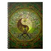 Harmony, Balance, Tranquility 2 Spiral Notebook (<em>$13.70</em>)
