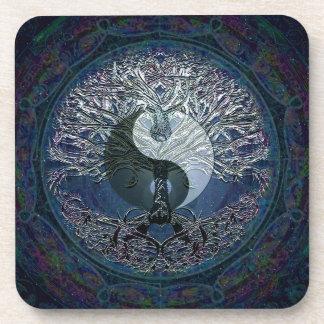 Harmony, Balance, Tranquility Coaster