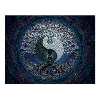 Harmony, Balance, Tranquility Postcard