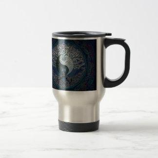 Harmony, Balance, Tranquility Travel Mug