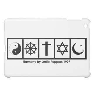 Harmony by Leslie Peppers iPad Mini Cover