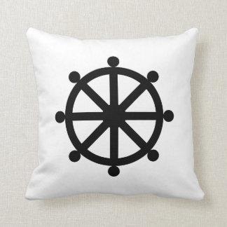Harmony by Leslie Peppers Pillow
