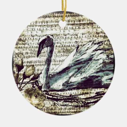 Harmony Ceramic Ornament