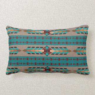Harmony Cotton Throw Lumbar Pillow Pillows