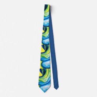 Harmony design neck tie