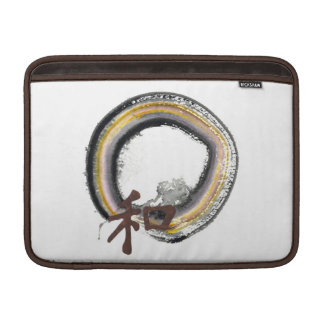 Harmony Earth tones - Enso Sleeve For MacBook Air