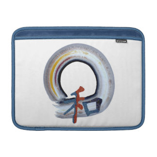 Harmony Enso on Shikiski Board MacBook Air Sleeves