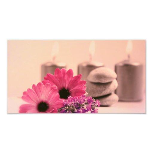 Harmony Flower Photo Print