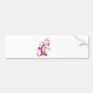 Harmony Flowers Bumper Sticker