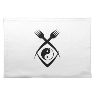 Harmony Food Cloth Placemat