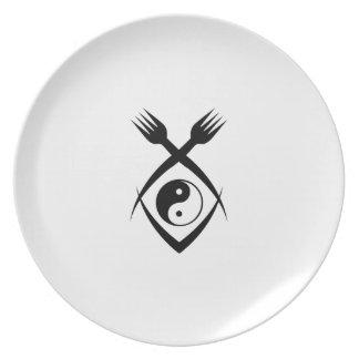 Harmony Food Dinner Plate