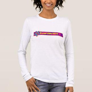 Harmony grunge strip long sleeve T-Shirt