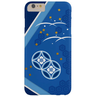 < Harmony handle (indigo dyeing color) > Japanese Barely There iPhone 6 Plus Case