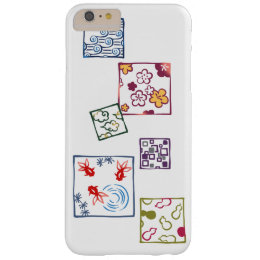 < Harmony handle square framework (colorful) Barely There iPhone 6 Plus Case