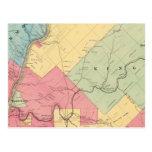 Harmony, Hickory, Kingsley, Tionesta townships Postcard