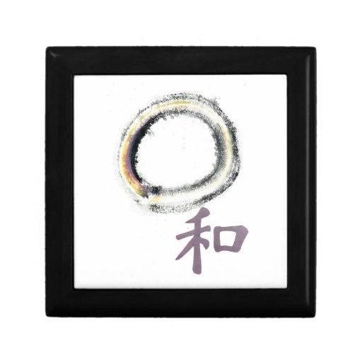 Harmony in Purple - Enso Jewelry Box