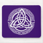 Harmony in Snow Mouse Pad