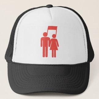 Harmony in Sync Trucker Hat
