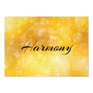 """Harmony 5"""" X 7"""" Invitation Card"""