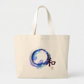 Harmony just out of reach large tote bag