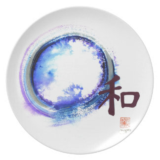 Harmony just out of reach plate