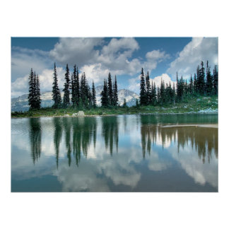 Harmony Lake Poster
