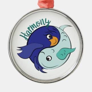 Harmony Metal Ornament