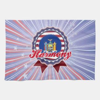 Harmony NY Hand Towels
