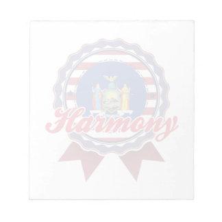 Harmony NY Note Pads