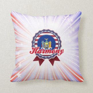 Harmony NY Pillows