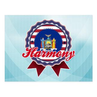 Harmony NY Post Cards