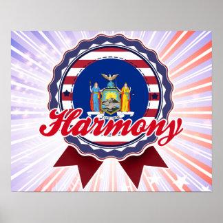 Harmony NY Posters