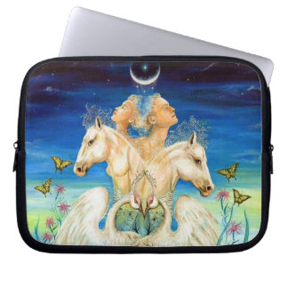 Harmony of Love Laptop Sleeve