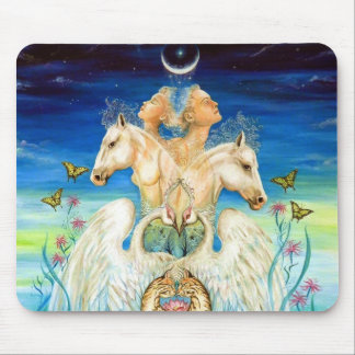 Harmony of Love Mouse Pad