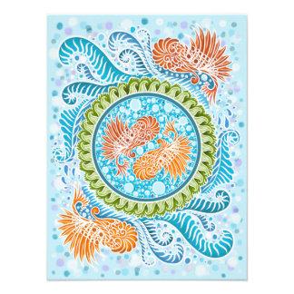 Harmony of the seas ,boho,hippie,bohemian photo print