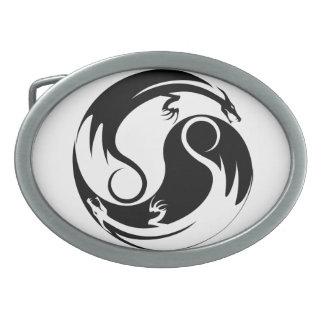 Harmony Oval Belt Buckle