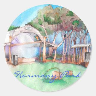 Harmony Park Sticker