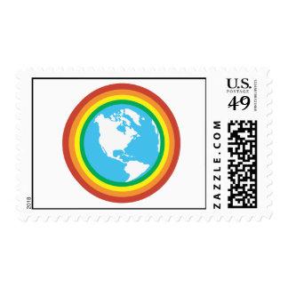 Harmony postage stamp