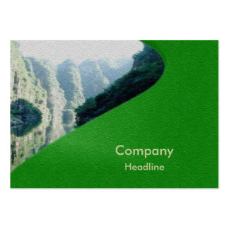 Harmony Profile Card Large Business Card