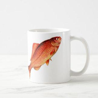 Harmony, Prosperity & Stabilty Symbol Goldfish Mug