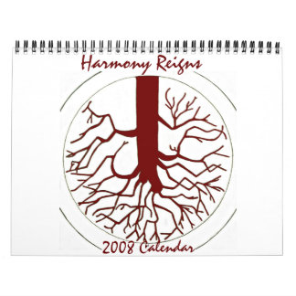 Harmony Reigns 2008 Calendar