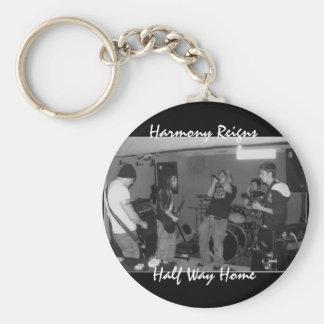 Harmony Reigns Keychain