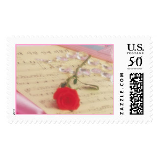 Harmony Rose (1A) [CUSTOMIZE] Postage