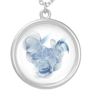 Harmony Round Pendant Necklace