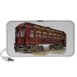 Harmony Route Railway Car PC Speakers
