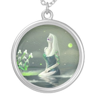 Harmony! Silver Plated Necklace