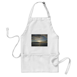 Harmony Sunset Hawaii Adult Apron